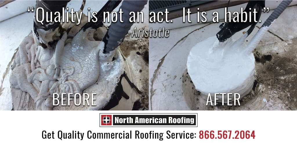 Quality Roofing Service Nationwide - Before & After